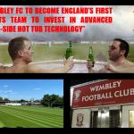 NEWS: Wembley FC announce new partnership