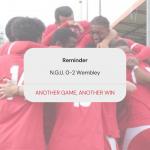 REPORT: North Greenford United FC vs Wembley FC