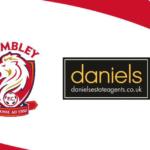 Wembley FC Announce Partnership With Daniels Estate Agents